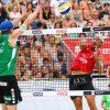 Beach Volleyball Netz 1