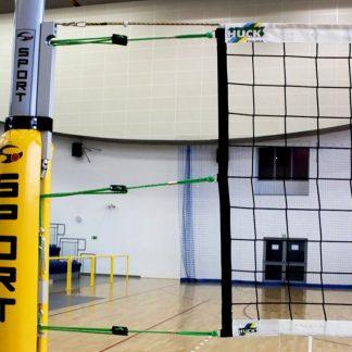 Volleyball Netz ohne Umlenkrolle