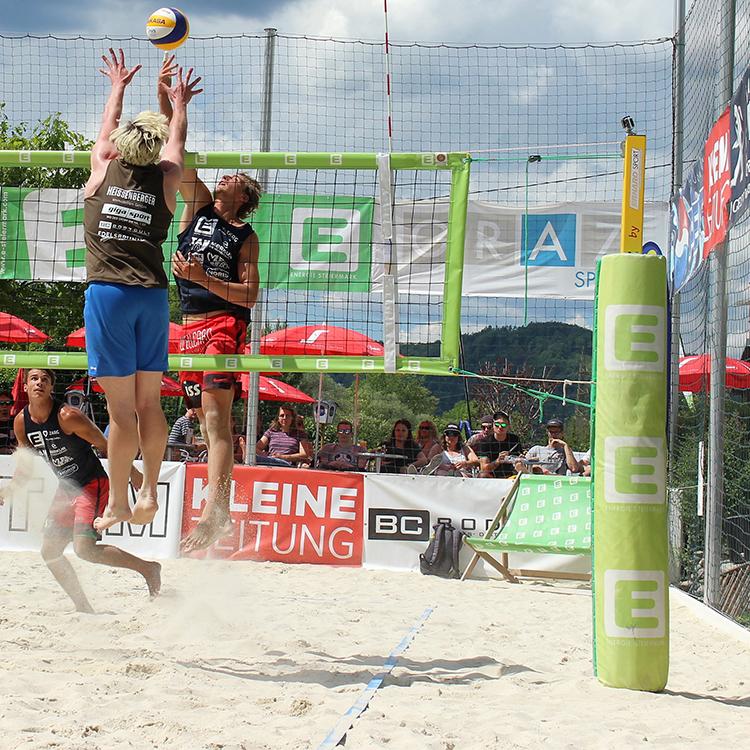 Beach Volleyball Stangenpolster Big Boy