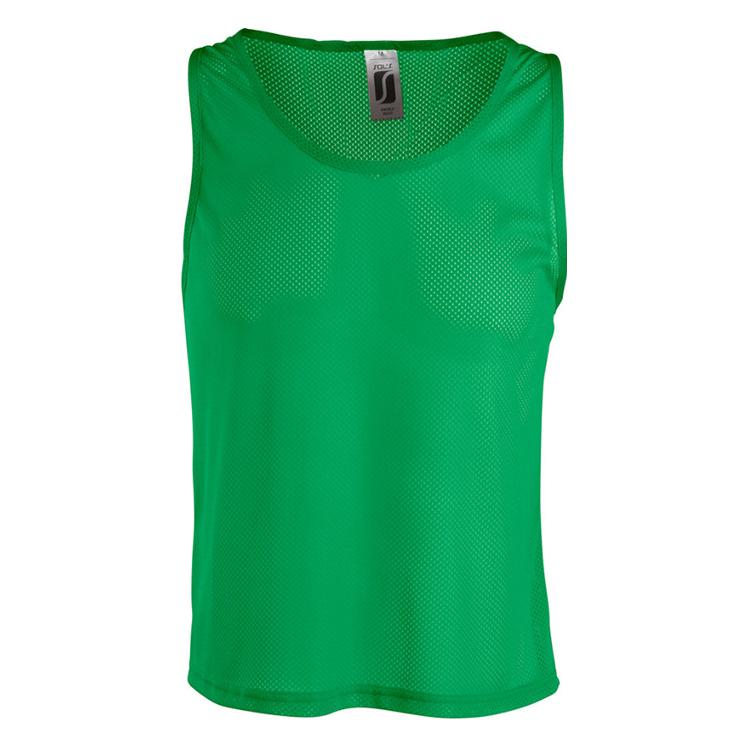 Trainings Shirt Mesh grün