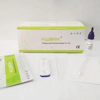 KWORK Antigen-Speichel-Test