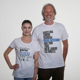 T-Shirt Stolzes Maria Enzersdorf